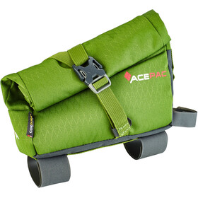 Acepac Roll Fuel Frame Bag, green
